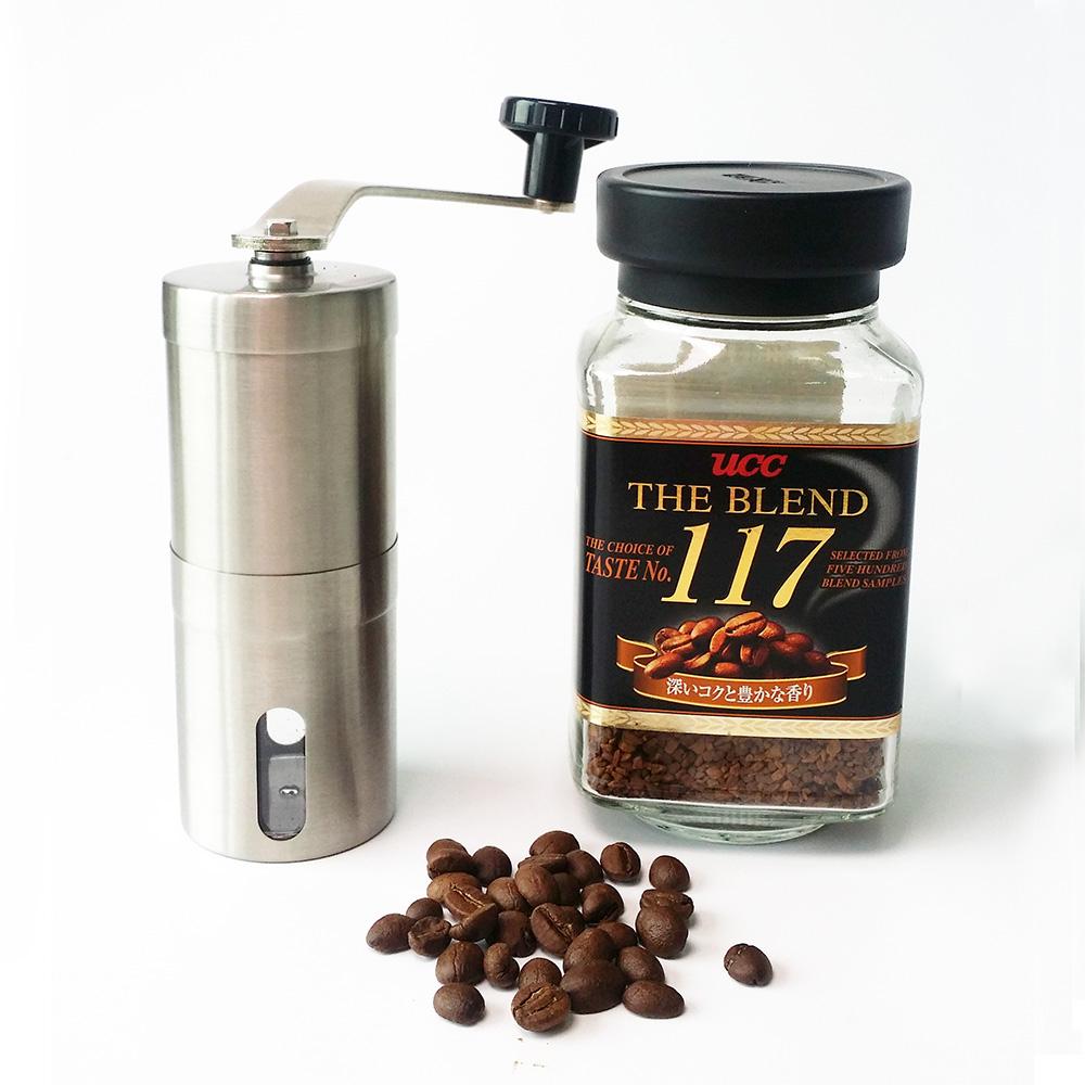 best hand coffee grinder stainless steel