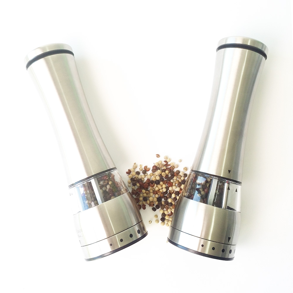 2016 best wholesale electric pepper grinder