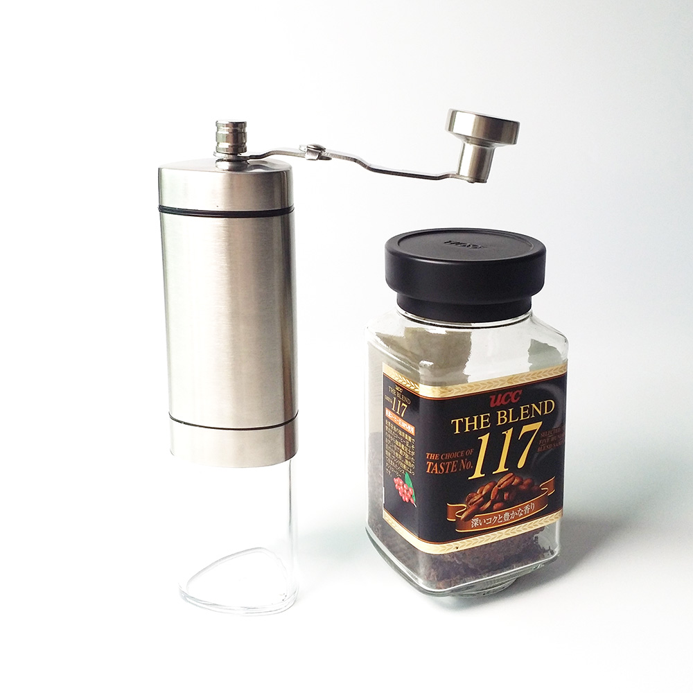 best wholesale stainless steel hand coffee grinder