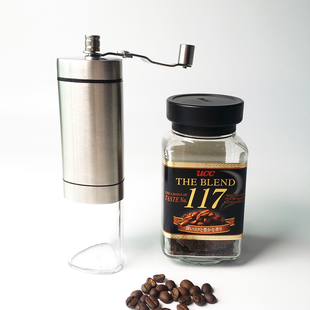 wholesale best coffee bean grinder stainless steel