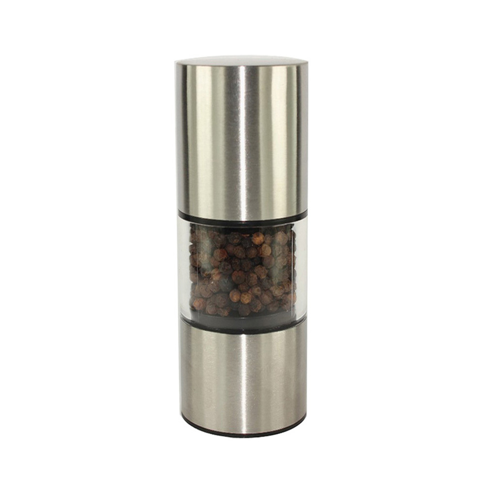 hand stainless steel small pepper grinder