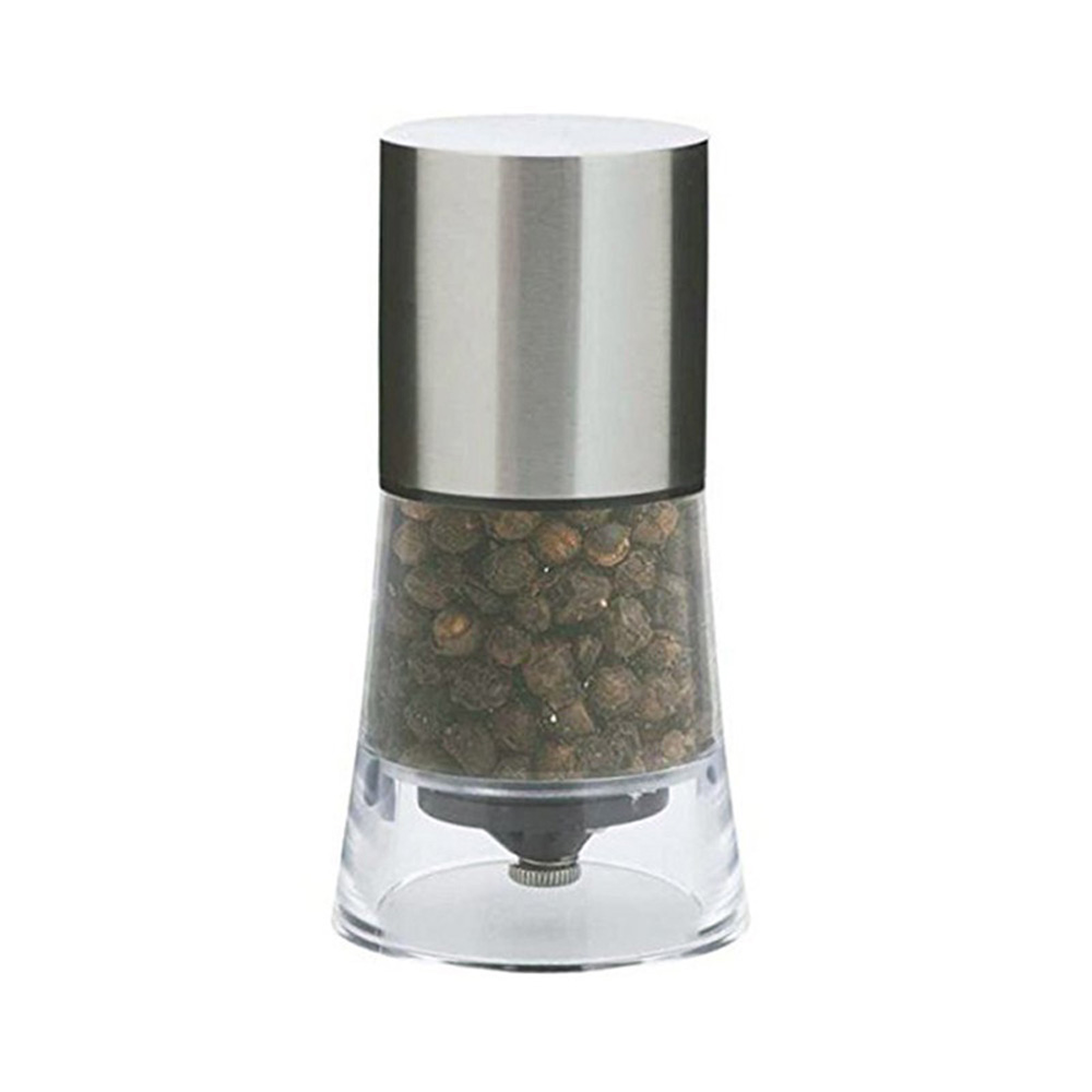 small hand ceramic pepper mill grinders