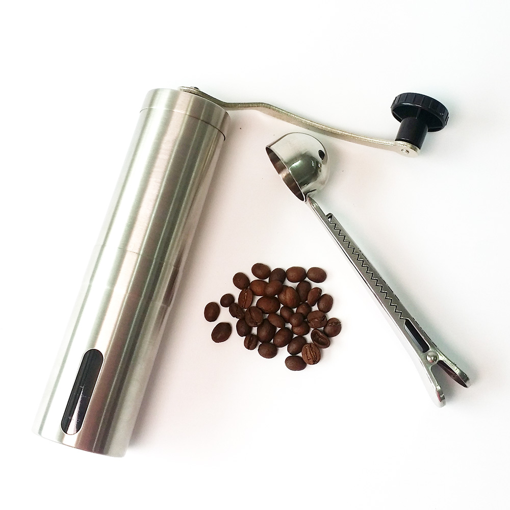 best stainless steel coffee grinder for french press