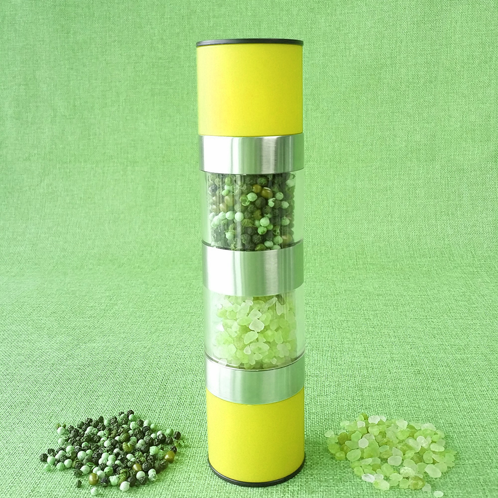 factory manual 2 in 1 salt pepper grinder