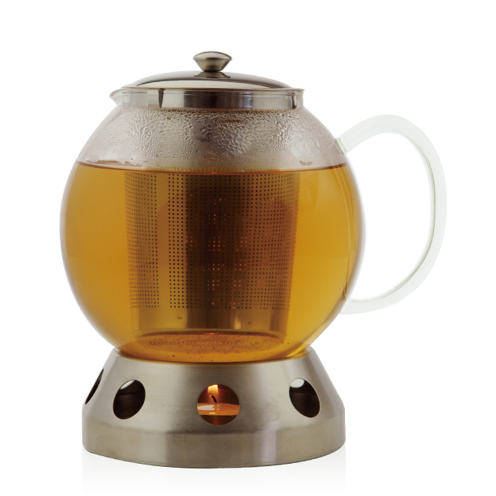 best wholesale glass tea pot